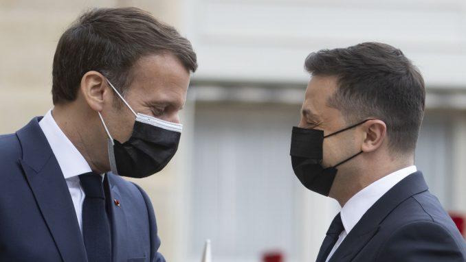 Makron i Merkel ne žele Ukrajinu u EU i NATO 1