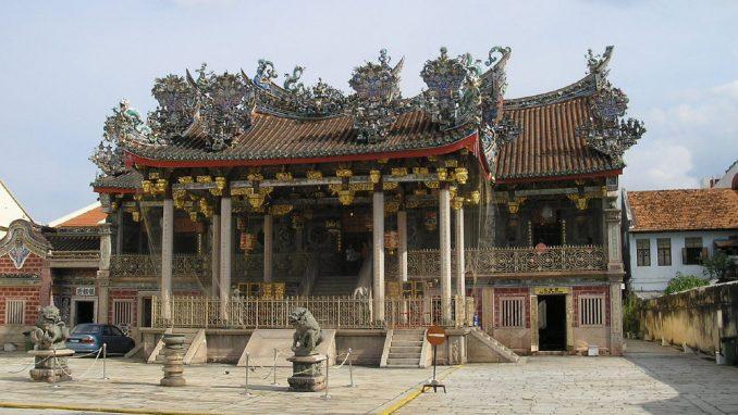Penang, Malezija: Ostrvo i hram zmija 5