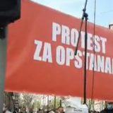 Završen protest ivent industrije, ugostitelja i muzičara, normalizovan saobraćaj 14