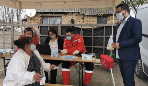 MDULS: Odziv za vakcinaciju među romskom populacijom dobar 15