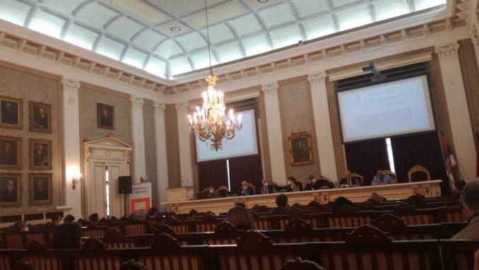 Senat UB bez većine 3