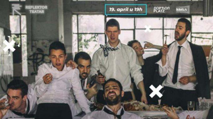 Reflektor teatar nastavlja sa predstavama u aprilu 5