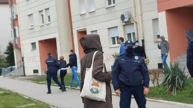 Krov nad glavom: Policija, vojska i izvršiteljska kancelarija bili spremni da rizikuju živote ljudi kako bi se dokopali stana 3