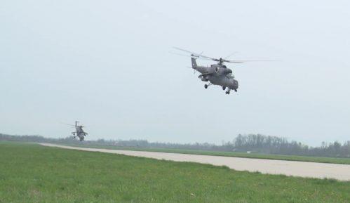 "Združeno taktička vežba ""Odgovor 2021"" održana na poligonima ""Orešac"" i ""Pasuljanske livade"" (FOTO) 12"