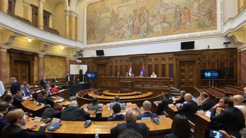 Vučić na prvom međustranačkom dijalogu o izbornim uslovima (FOTO) 2