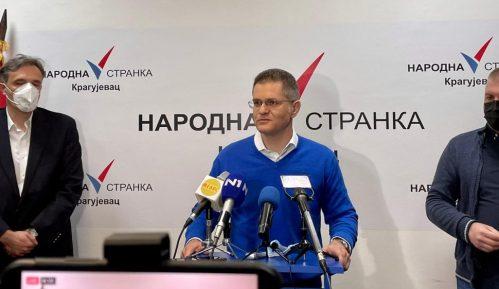 Jeremić: Nema svađe u opoziciji, Narodna stranka ne menja stav kako vetar duva 8