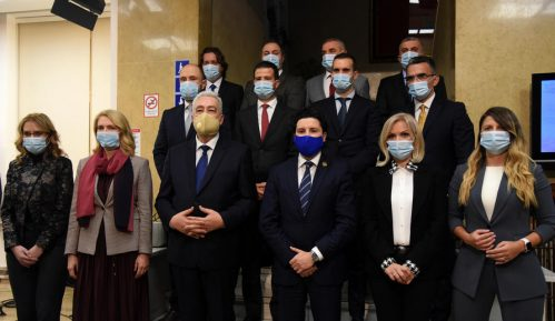 Ministar pravde Crne Gore uoči glasanja o rasrešenju ponovio da neće podneti ostavku 21