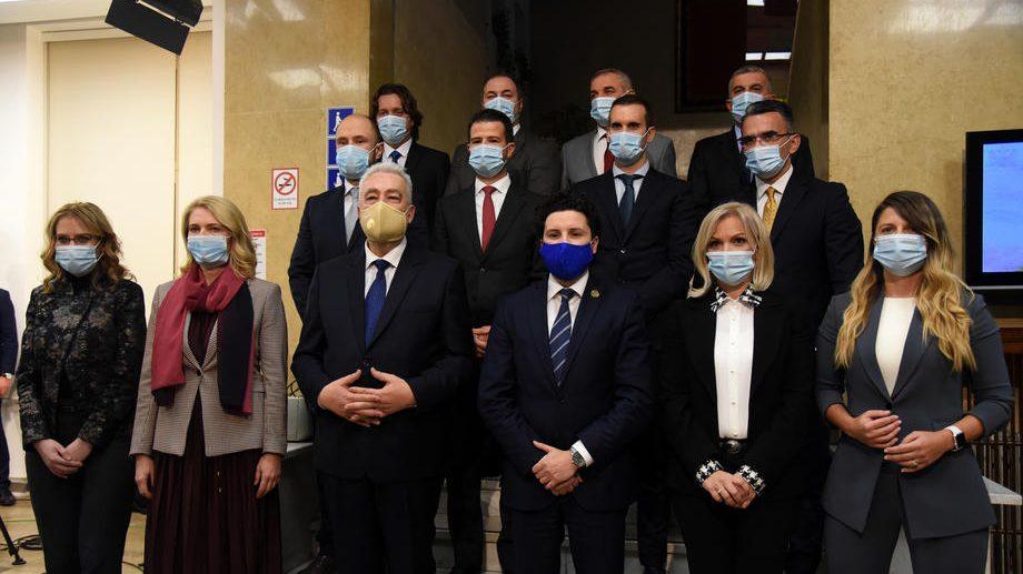 Ministar pravde Crne Gore uoči glasanja o rasrešenju ponovio da neće podneti ostavku 1