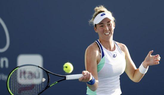 Stojanović 117. teniserka na WTA listi 12