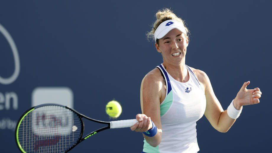 Stojanović 117. teniserka na WTA listi 1