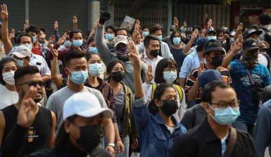 Ubijeno još pet demontranata u Mjanmaru 1