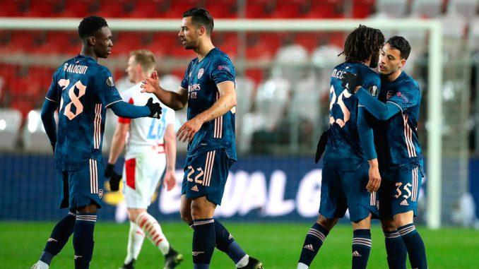 Arsenal, Viljareal, Roma i Mančester junajted u polufinalu Lige Evropa 5