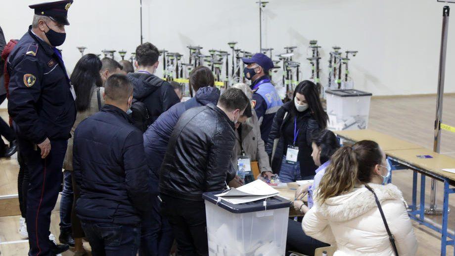 Albanija: Na osnovu polovine prebrojanih glasova socijalisti Edija Rame osvojili 49 odsto glasova 1
