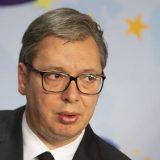 Vučić: Neophodno da se dođe do rešenja koje bi dovelo do dugotrajnog mira na Balkanu 14