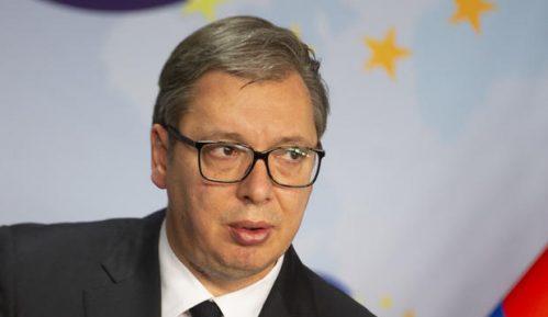 Vučić: Neophodno da se dođe do rešenja koje bi dovelo do dugotrajnog mira na Balkanu 2