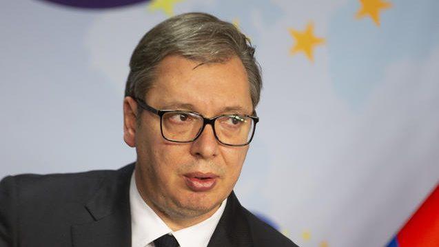 Vučić: Niko neće da štiti Dragana Markovića Palmu ako je počinio bilo šta