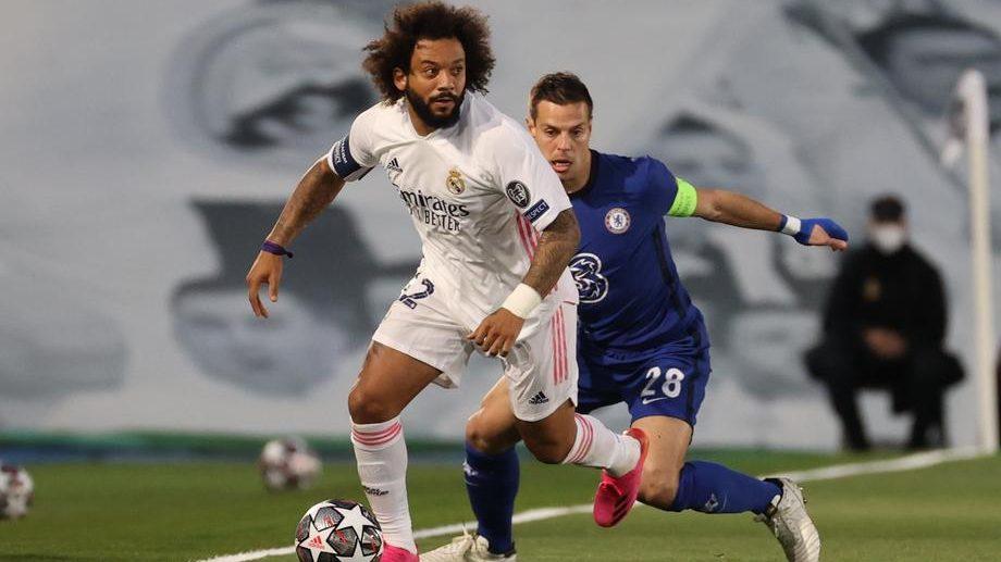 Dva različita poluvremena u Madridu, remi Reala i Čelsija 1
