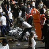 Najmanje 44 vernika poginula tokom jevrejskog praznika na severu Izraela 11