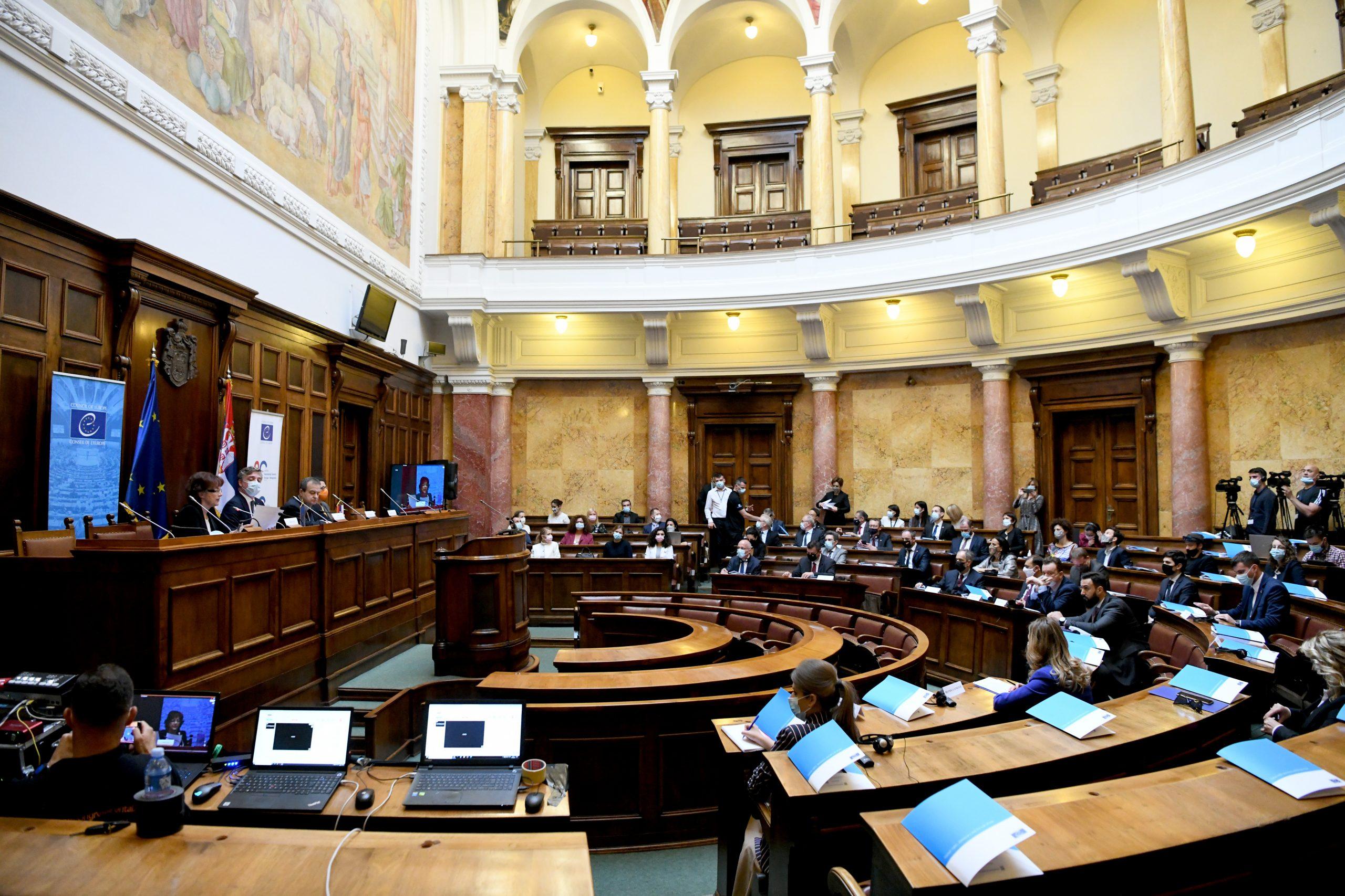 Kancelarija Saveta Evrope u Beogradu obeležila 20 godina postojanja 2