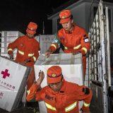 Troje poginulo, 27 povređeno u zemljotresu u jugozapadnoj Kini 14