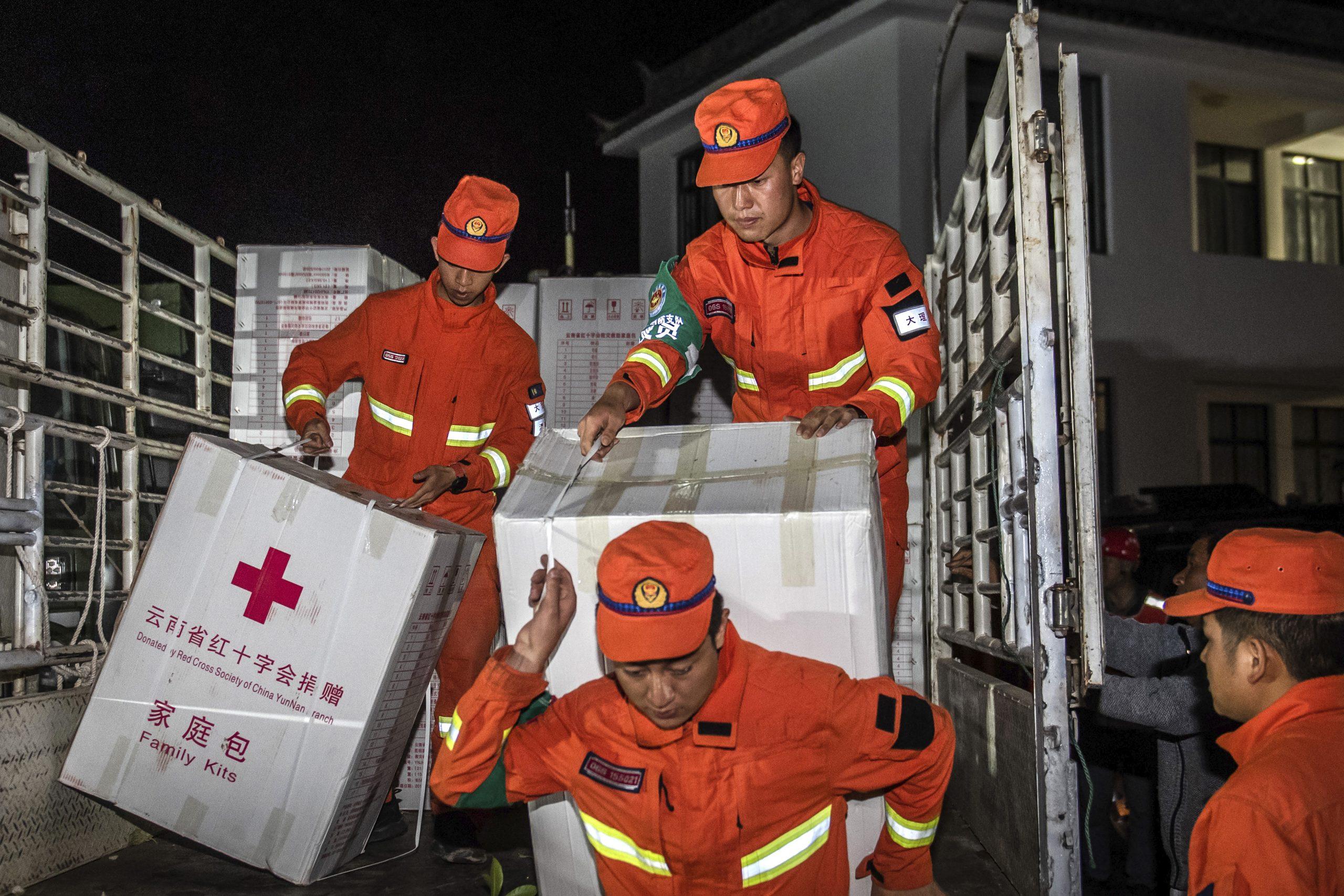 Troje poginulo, 27 povređeno u zemljotresu u jugozapadnoj Kini 1