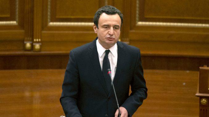 Kurti: Prvi prioritet Vlade Kosova upravljanje epidemijom korona virusa 4