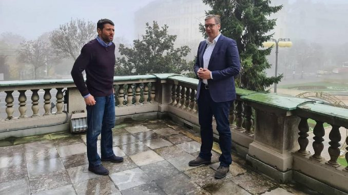 Vučić priznao da loše stoji u Beogradu 5