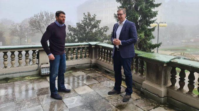 Vučić priznao da loše stoji u Beogradu 3