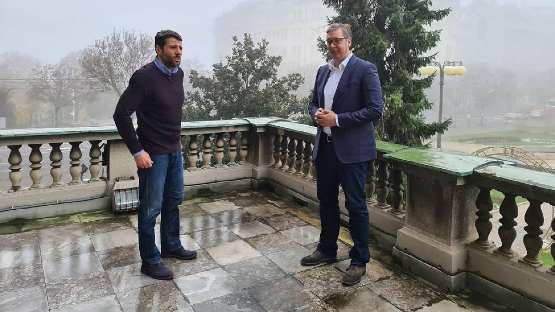 Vučić priznao da loše stoji u Beogradu