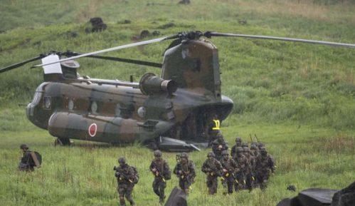 Zajednička vojna vežba Japana, SAD i Francuske u vreme rasta tenzija s Kinom 1
