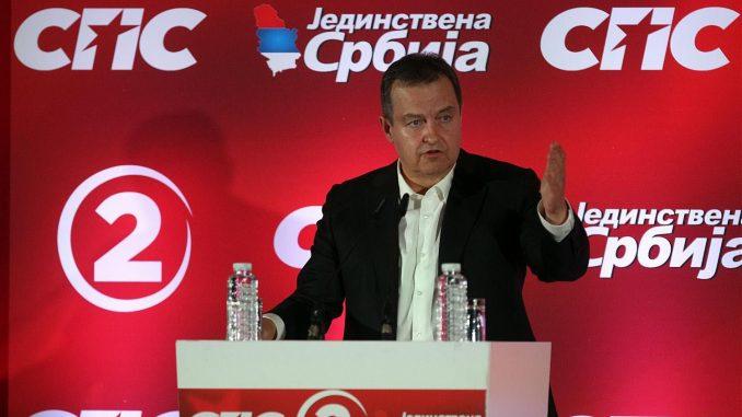 Opstanak Dačića zavisi isključivo od milosti Vučića 3