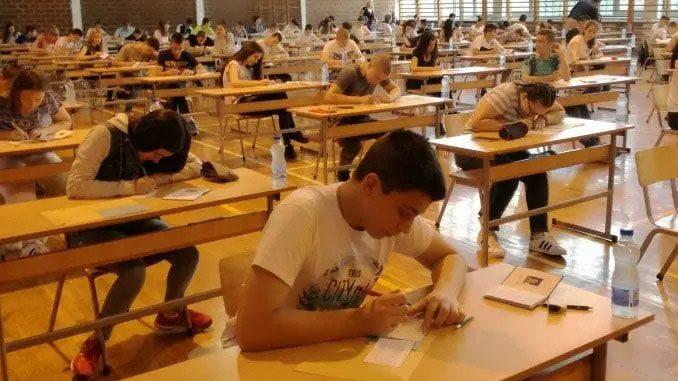 Danas za osmake ispit iz matematike 1