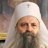 Patrijarh Porfirije stigao u Berane zbog ustoličenja episkopa budimljansko-nikšićkog Metodija 11