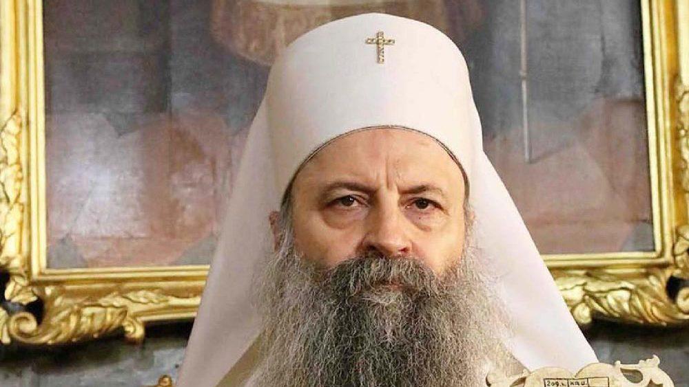 Patrijarh Porfirije zahvalio građanima na učešću u litiji na Spasovdan, slavu Beograda 15