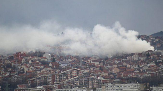 Beograđani u riziku od raka zbog lošeg vazduha 3