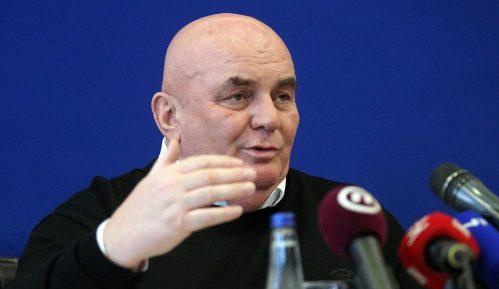 Dragan Marković Palma dao iskaz u jagodinskoj policiji povodom optužbi za podvođenje maloletnica 4