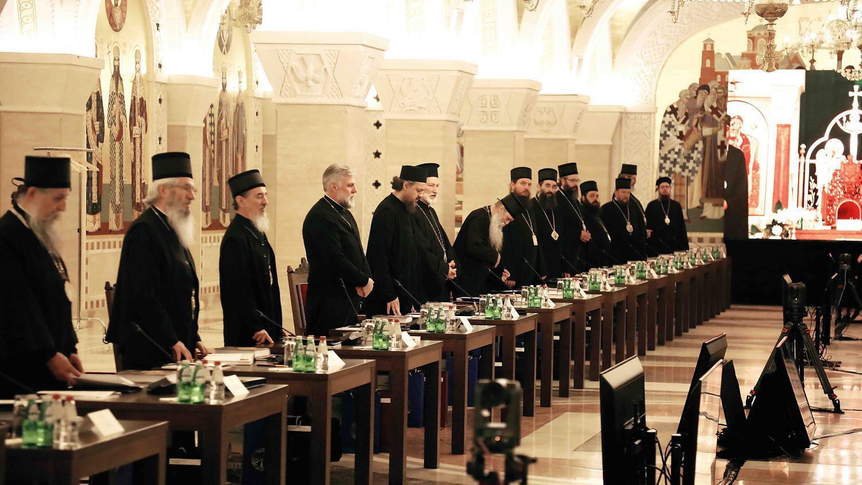 SPC nastavlja spor sa vladom u Podgorici 1