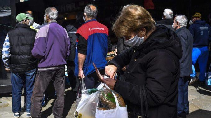 Isplata prvih 30 evra pomoći počinje danas 5
