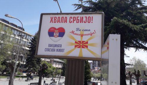 Revakcinisano još 200 građana Severne Makedonije u Vranju 6
