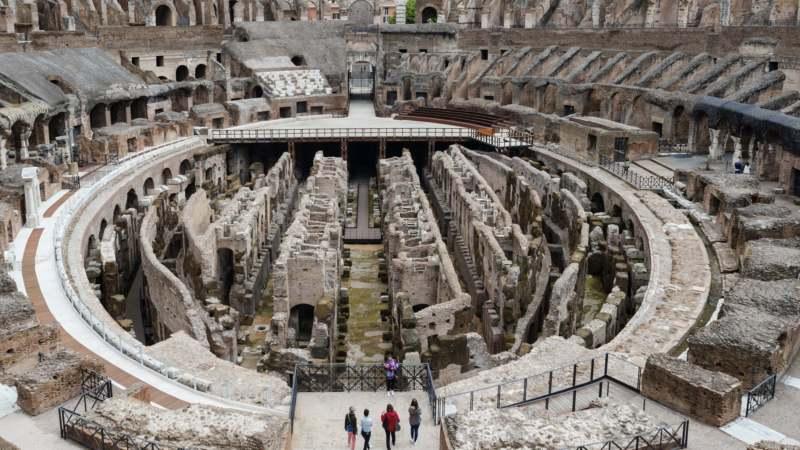 Uskoro obnova borbene arene rimskog Koloseuma 1