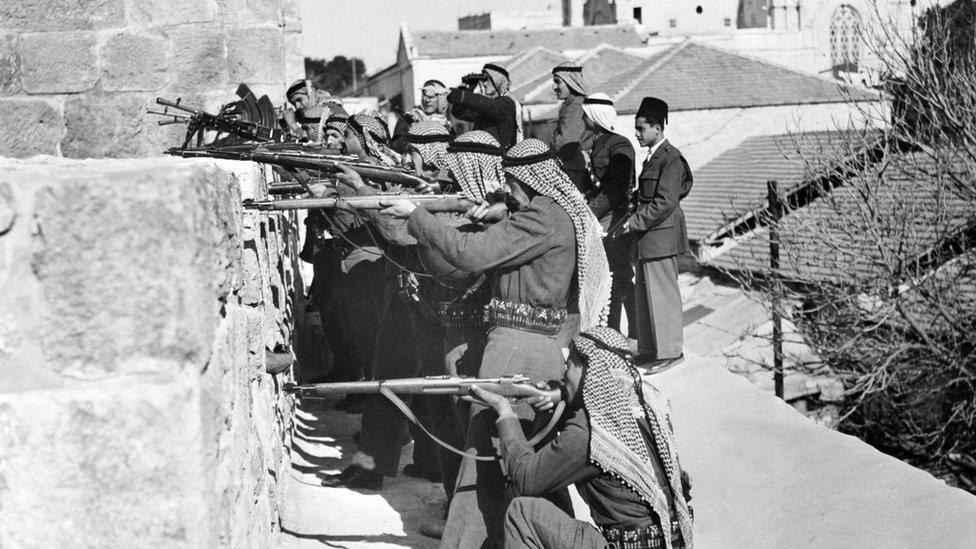 Vojnici Arapske legije