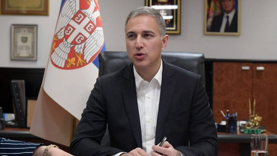 Nebojša Stefanović: Tihi aferaš 1