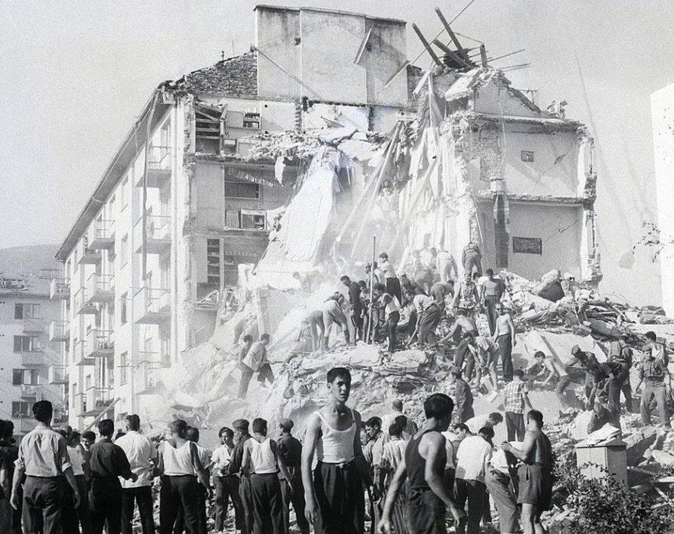 skoplje zemljotres