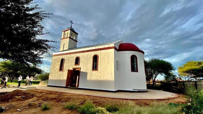 Srbija, Afrika i pravoslavlje: Kako je izgrađena druga srpska crkva Africi 5