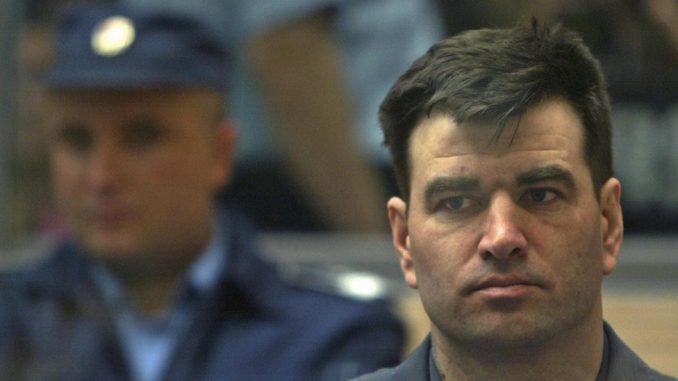 Milorad Ulemek Legija, organizator atentata na prvog srpskog demokratski izabranog premijera Zorana Đinđića 5