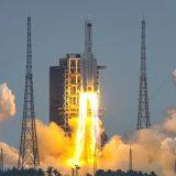 """Svemir i Zemlja: Kineski raketni otpad se """"raspao nad Indijskim okeanom"""" 11"""