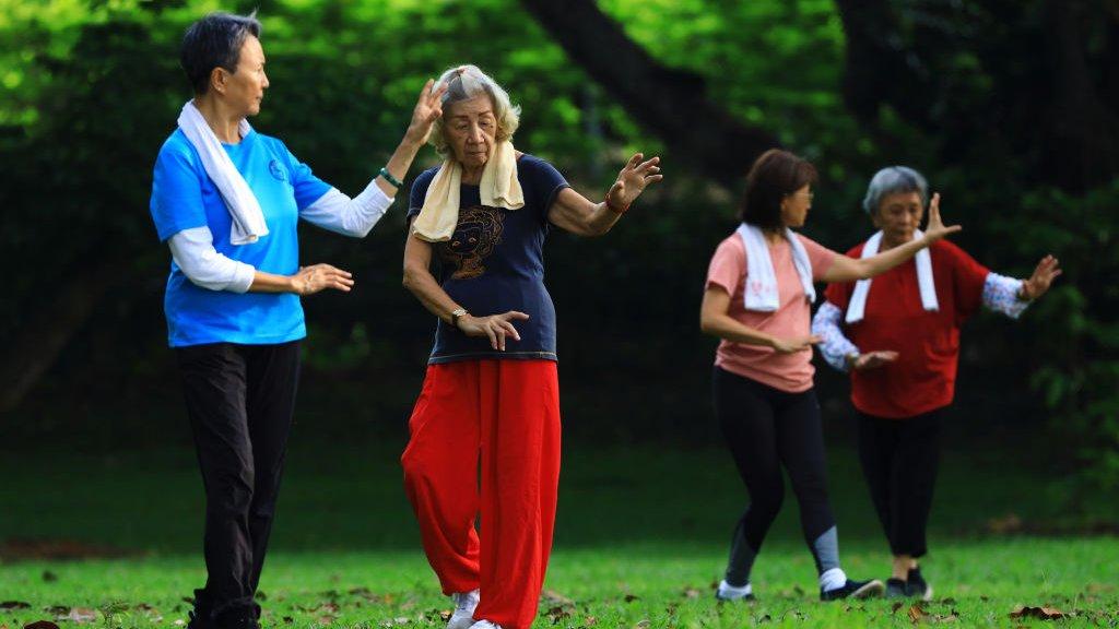 U Singapuru morate da nosite masku čak i napolju, ali ne i dok vežbate