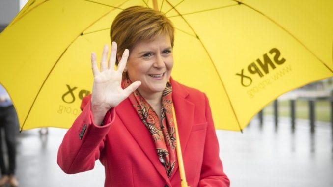 Velika Britanija i izbori: Može li Nikola Sterdžen da odvede Škotsku do nezavisnosti 3