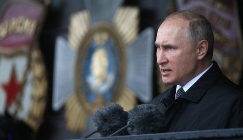 """Rusija, Drugi svetski rat i Dan pobede: Putin osudio povratak """"nacističkih, rasističkih i rusofobnih"""" ideologija u svetu 20"""