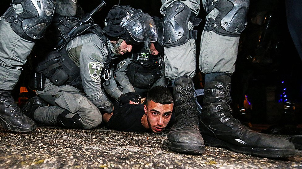 Sukob Izraela i Palestinaca